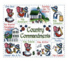 S1784KIDS-Country Commandments
