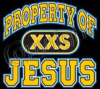 X10068-Property Of Jesus