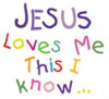 B3720BB-Jesus Loves Me This I Know