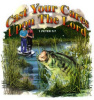 DP174-Cast Your Cares Upon The Lord (Fish)